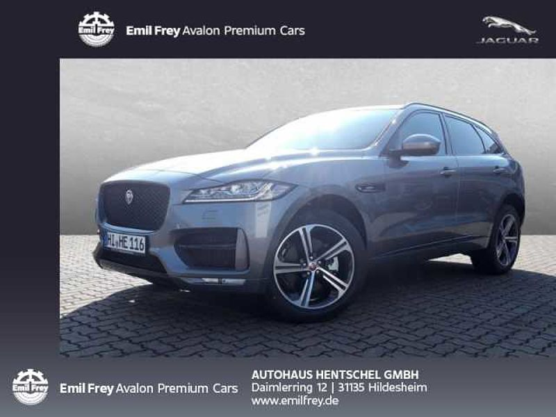Jaguar F-Pace 30d AWD R-Sport 300 PS